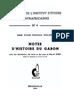 L'Histoire Du Gabon 1