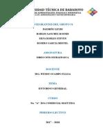 direccion estrategica segunda exposicion de wendy ocampo.doc