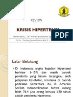 Review Prabangkara DBS (15710384) - Hipertensi Krisis