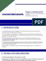 Sonohisterografía