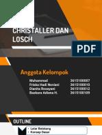 Kelompok 3- Teori Christaller Dan Losch
