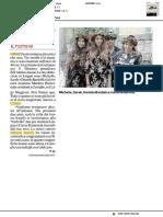 Il Primato della famiglia Bardelli - Il Corriere Adriatico del 10 novembre 2017