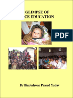 A Glimpse of Peace Education