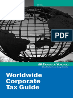 WCTG 2006 Worldwide Corporate Tax Guide