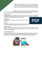 perubahan sosial budaya dalam telekomunikasi