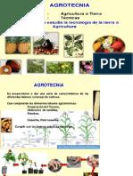 Agrotecnia Clase 1