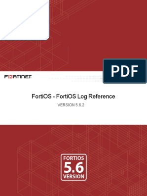 FortiOS 5 6 2 Log Reference | Firewall (Computing) | Port