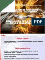 Discución de Criterios Técnicos - Regulación de AV v2