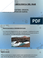 Erosion, Transporte y Deposicion