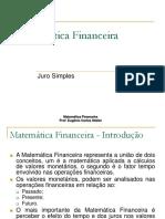Juro Simples (1)