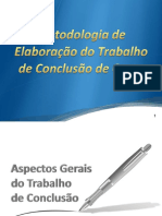 Metodologia Do TCC