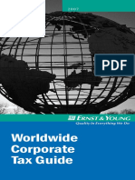 WCTG 2007 Worldwide Corporate Tax Guide