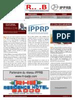 HYPER B Newsletter du réseau IPPRB # Octobre 17