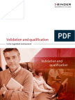 2016 10 Wp Validation and Qualification in the Regulated Environment US