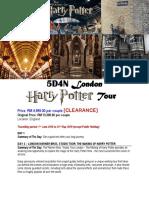 5D4N HARRY POTTER TOUR - CLEARANCE.pdf