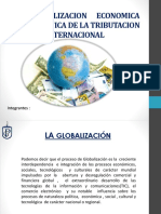 La Globalizacion Economica Problematica de La Tributacion Internacional