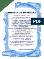 Himno de Imperial
