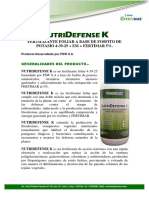 Nutridefense K