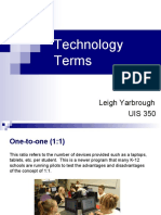 technology terms