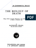 John Hopkins University - The Biology of Death.pdf