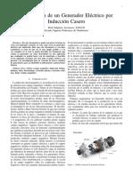 Contrucción de Un Motor Eléctrico Casero