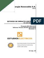 EE ES 2014 0529 RC Impacto CH Los Hierros II Informe Principal