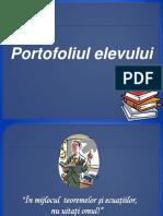 Portofoliul Elevului TIC Info
