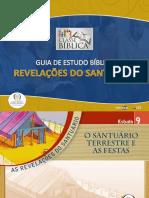 Estudo 09_O Santuário Terrestre e as Festas
