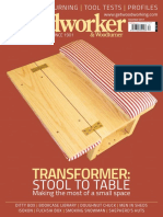 The Woodworker Woodturner-January 2018