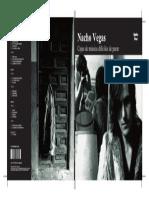 "Nacho Vegas ""Cajas de música difíciles de parar"" Diseño cubierta vinilo"