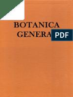 Botánica General