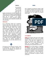Mafalda. Comprensión de Textos