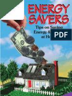 8679642 Energy Savers Tips on Saving Energy Money at Home