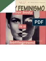 Arte y Feminismo -Teresa Alarios Trigueros