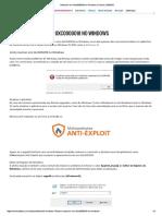 Recup Edge e Firefox Não Abrem