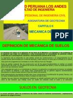 Clases II Mecanica de Suelos Geotecnia 2017 II