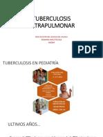 Tuberculosis Extrapulmonar