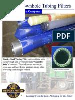 Steel Tube Filter
