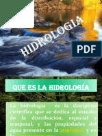 Hidrologia Clase 1