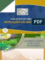 Estudo 26_Glorificando a Deus No Santuário
