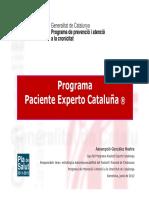 El Paciente Experticio