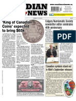 Canadian Coin News October 3-16-2017
