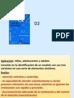 D2  test
