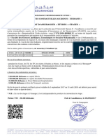 Attestation n°201718 9488614273