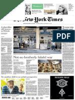 International New York Times 9-10 September 2017