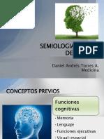 10. Semiologia de La Demencia