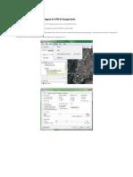 Konversi Koordinat Decimal Degree Ke UTM Di Google Earth