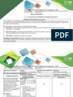 Guía de Actividades y Rúbrica de Evaluación - Tarea 1. Reconocer Los Contenidos y Temáticas Del Curso (1)