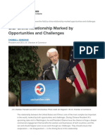U.S.-China Relationship Marked by Opportunities and Challenges | U.S. Chamber of Commerce
