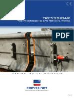 Freyssibar Brochure